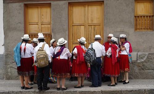 Dia de Independencia de Cuenca, Azuay Province