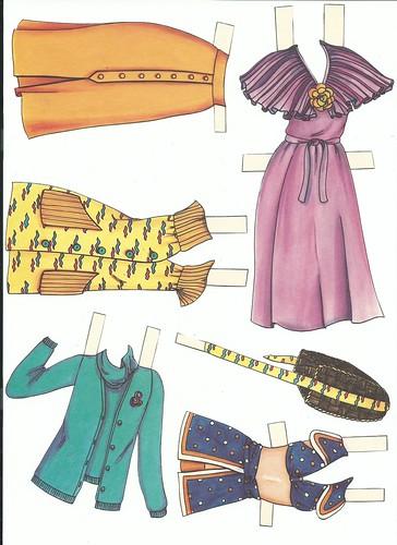 Paperdolls, Malipiero, Italy | by Codex.Parker
