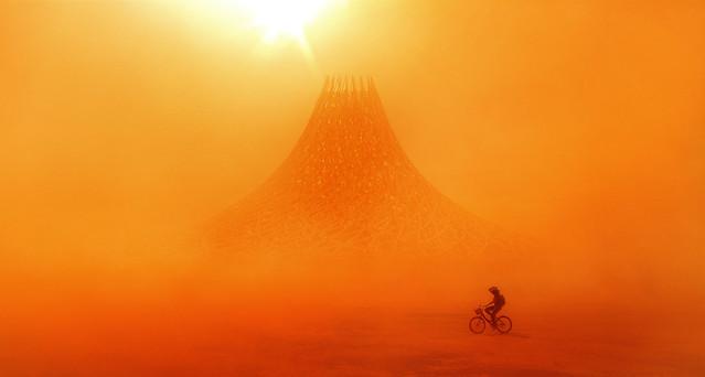 Burning Man 2018 | Temple
