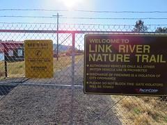 Link River Nature Trailhead
