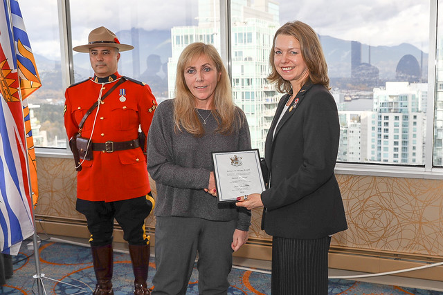 Awards recognize leaders in community safety, crime prevention
