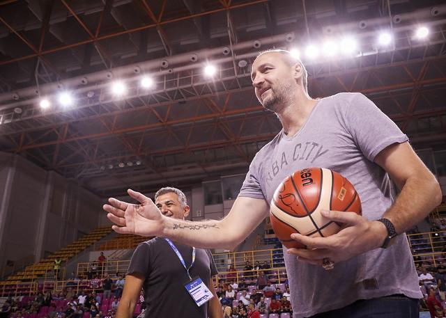 Tournament @CreteIBT: Olympiacos Piraeus - Unics Kazan (23.09.18)