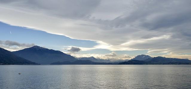 Zugersee Lake Zoug Switzerland