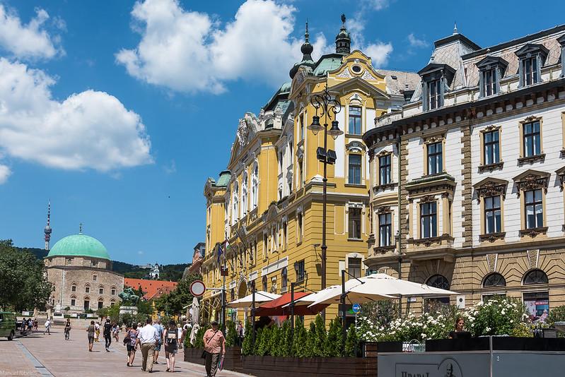 Pecs - Hungría