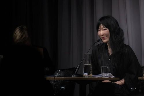 CH ZH Literaturhaus Zürich, Writers in Residence, SUAH BAE Südkorea