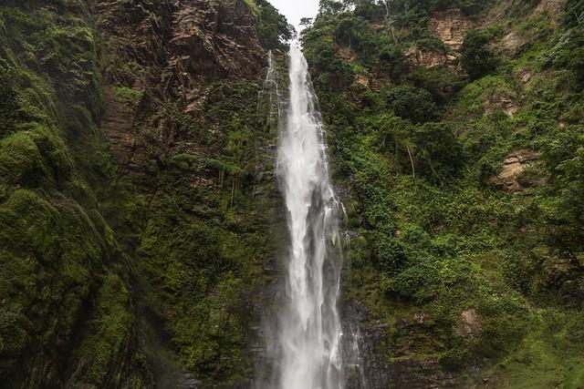 Wli Waterfalls - Ghana