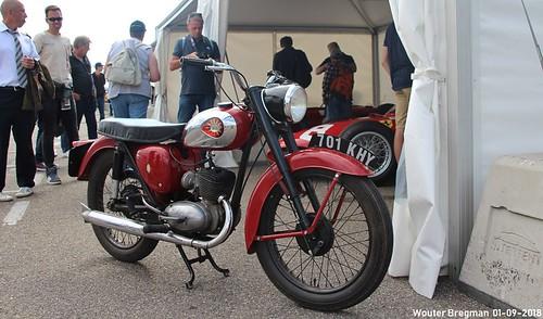 BSA Bantam D7 1960