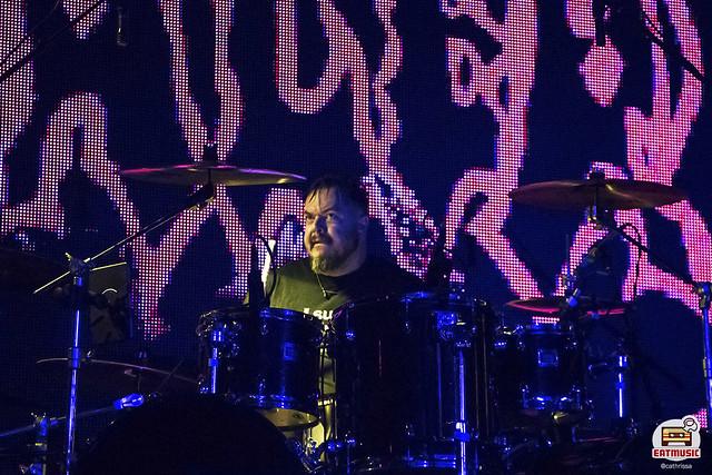 04/10/2018 Max & Iggor Cavalera @ AURORA CONCERT HALL (СПб)