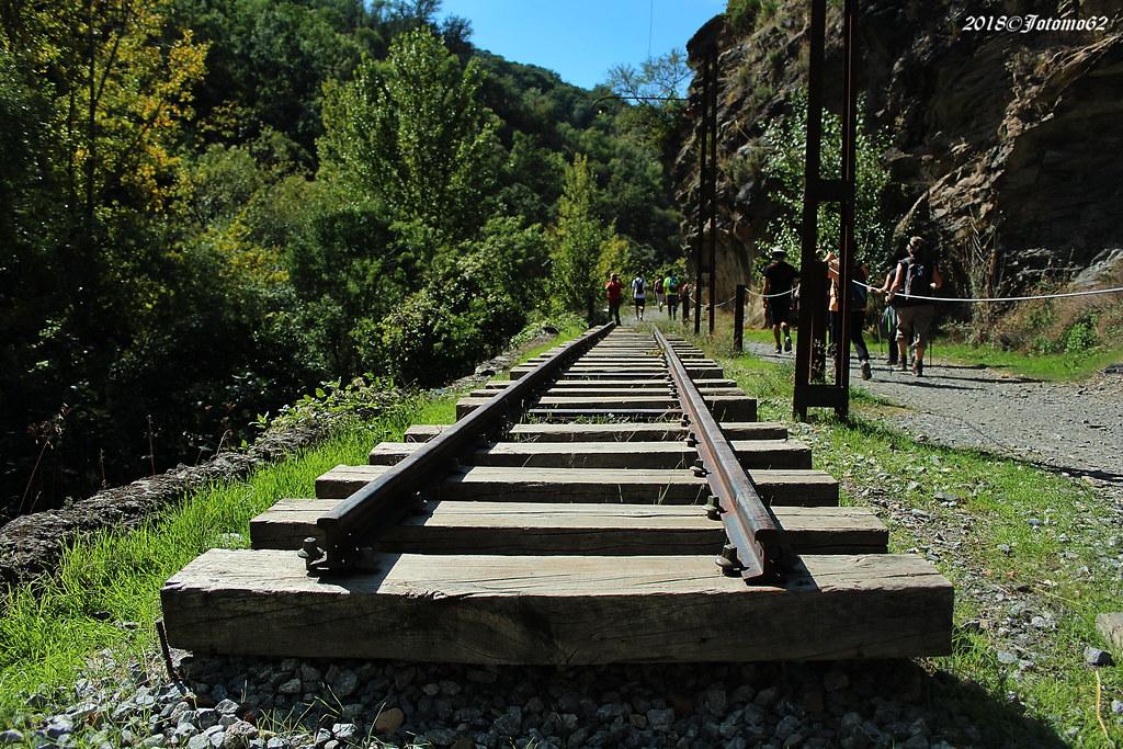 Sendero o Via Verde del Tranvia de Sierra Nevada