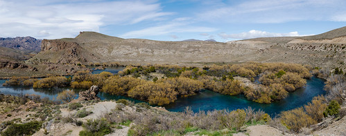 Río Limay  -  Limay river | by Carlos J. M.