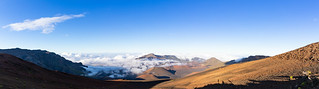 Summit of Mount Haleakala Crater Maui Hawaii pano | by dronepicr