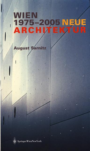 Wien 1975-2005 Neue Architektur; 2003_1, book, Vienna, Austria