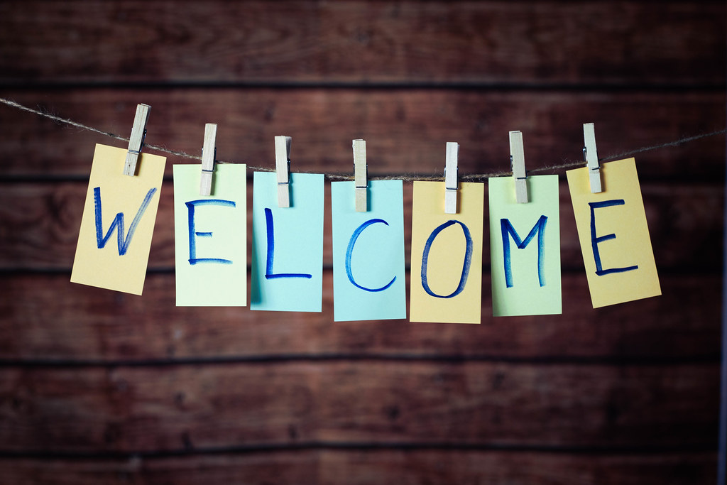 Image result for welcome text