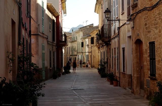 Alcudia old Town  Majorca Spain (12)