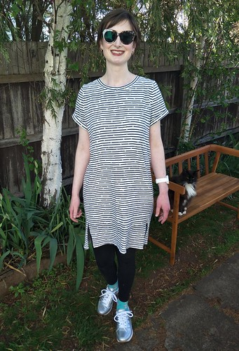 Named Inari Tee Dress | by Chronically Siobhan