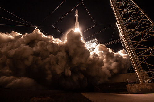 Liftoff! Atlas V AEHF-4 | by United Launch Alliance