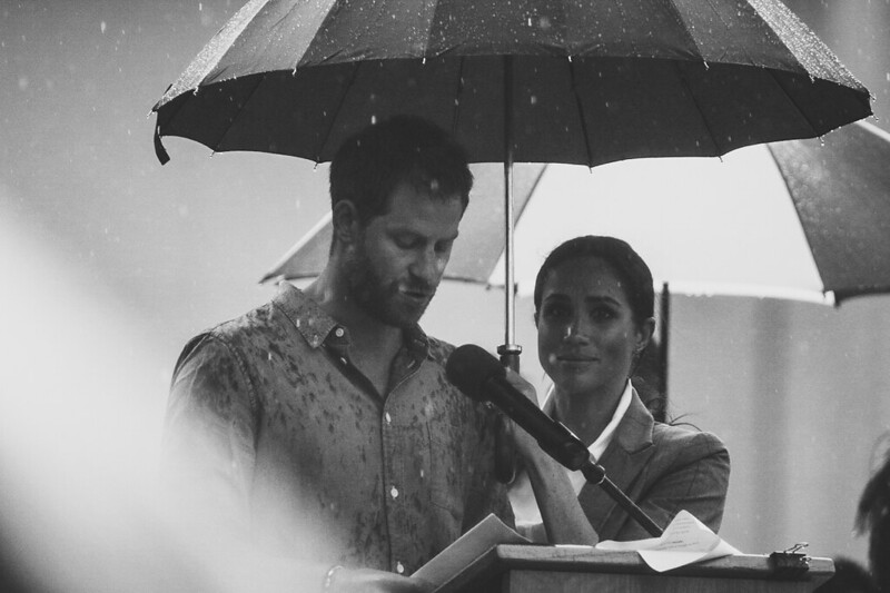 Duke and Duchess of Sussex (Prince Harry and Meghan Markle)