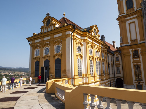 Library at Melk Abbey | by Son of Groucho