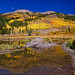 Fall Lodging in Colorado by Fort Photo