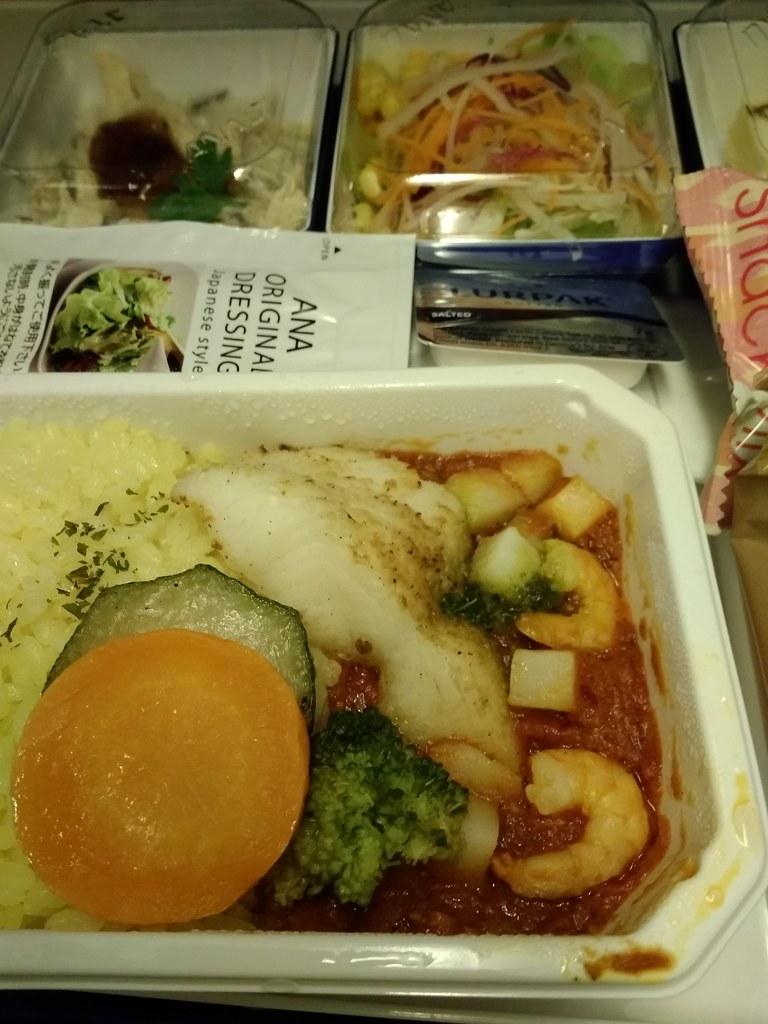 全日空海鲜饭