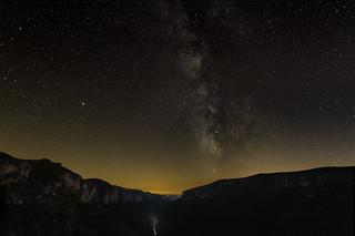 Mars & Milkyway, Gorges du Tarn