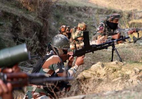 Civilian injured in Indian firing