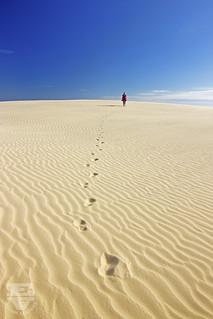 Big Drift Footprints