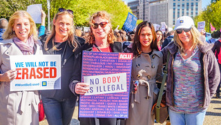 2018.10.22 We Won't Be Erased - Rally for Trans Rights, Washington, DC USA 06851 | by tedeytan