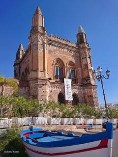 """Palazzo """"Quattro pizzi"""". Residenza Florio, Arenella - Palermo - Sicily"""