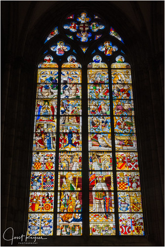 Windows of the Cathedral (1) | by Jo-Ke
