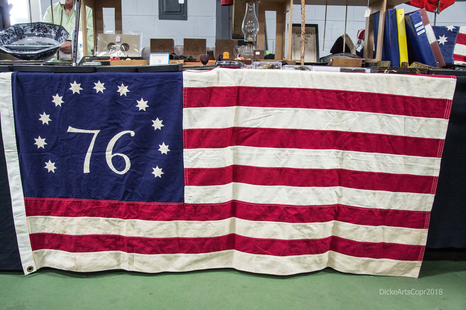 National Civil War, Arms, and Military Show