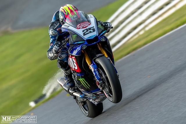 Josh Brookes #25, McAMS Yamaha