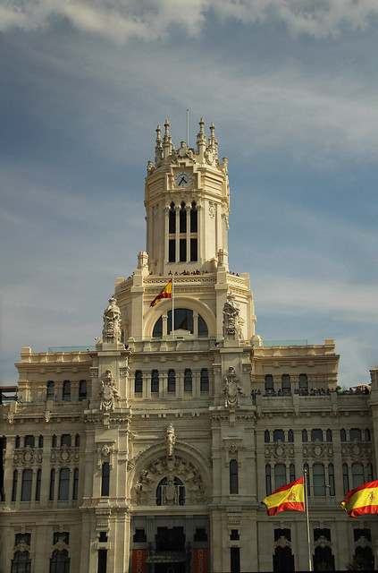 The Old Post Office - Madrid