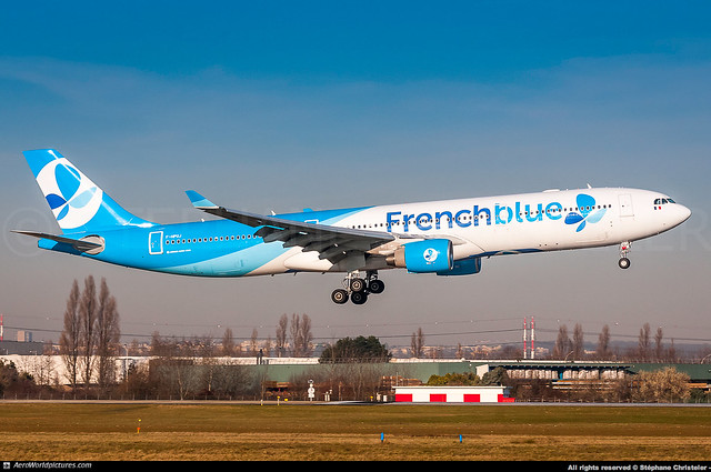 [ORY.2017] #French.Bee #BF #Airbus #A330 #A333 #F-HPUJ #awp