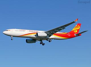 F-WWCH Airbus A330 Hainan | by @Eurospot