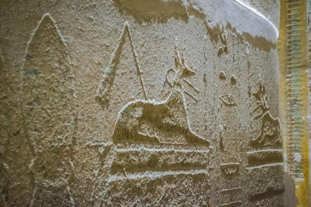 Долина царей. Египет. Древнее захоронение . Egypt DSC_0115