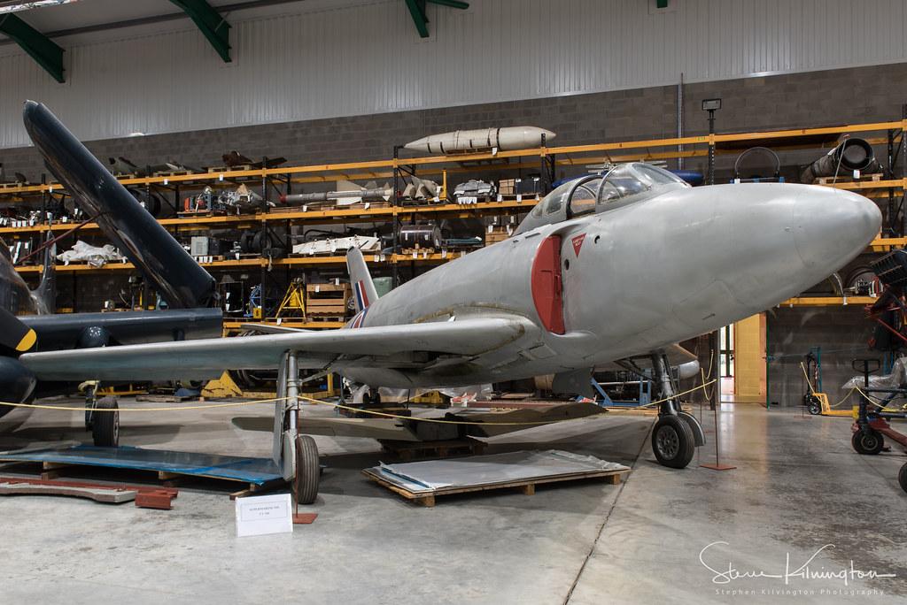 VV106 - Vickers Supermarine 517