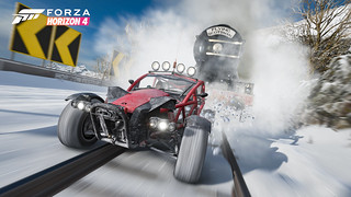 """Forza Horizon 4"" Previews - Flying Scotsman 
