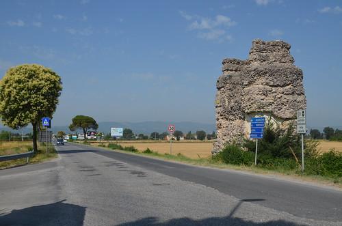 Via Flaminia, Italy