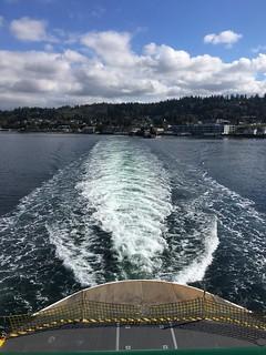 Suquamish - Departing Mukilteo   by jasoncassady1