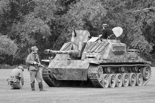 German Sturmgeschütz III