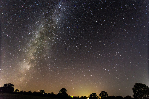 cumbria greatstrickland stars nightsky milkyway