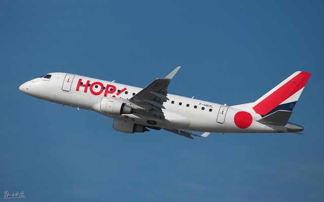 Air France - F-HBXL - Hop