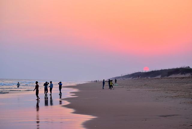 Chandrabhagha beach_odissa_india