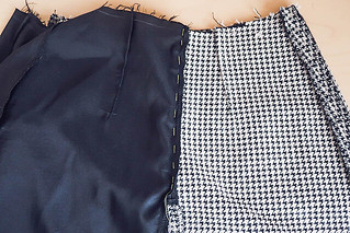diy chanel skirt with pockets-25 | by Stacyco