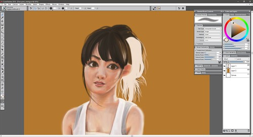 Sayu Corel Painter 2018 XVIII