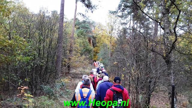 2018-11-07               Baarn SOP           25 Km  (88)