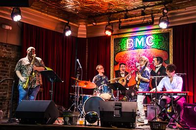 Jazz Band at the BMC