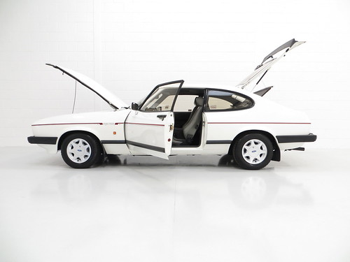 1987 Ford Capri 2.8 Injection Special | by KGF Classic Cars