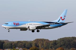 TUI Belgium - Boeing 737-8 MAX - OO-TMB | by Jesse Vervoort